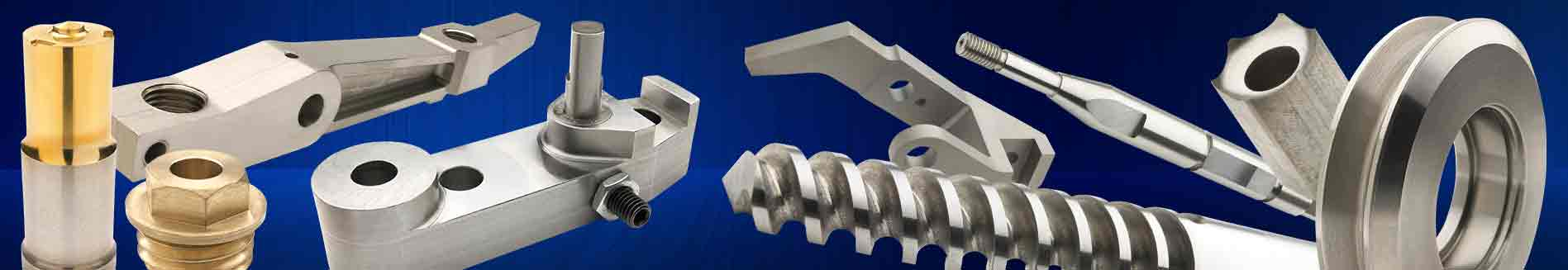 high-precision carbide tooling